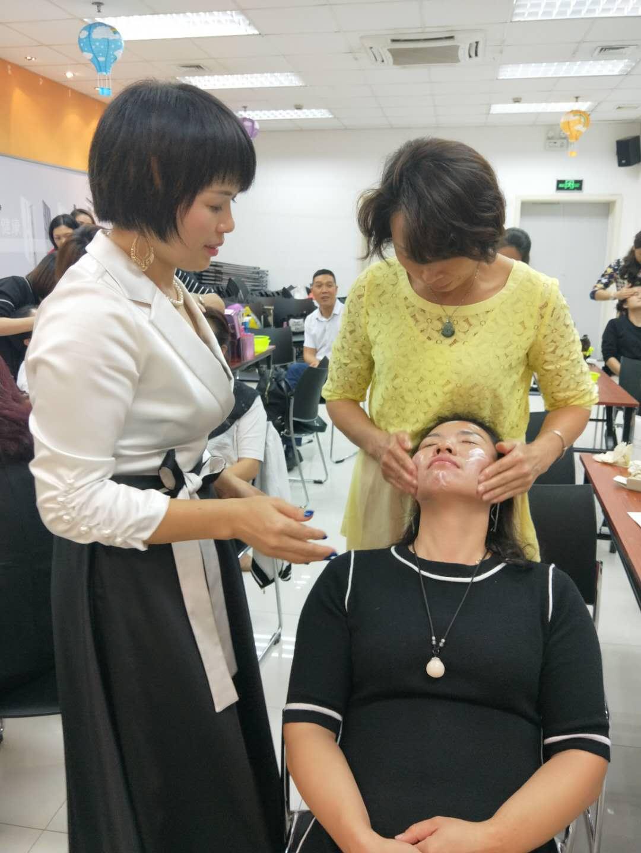 本周日美容化妆培训课程